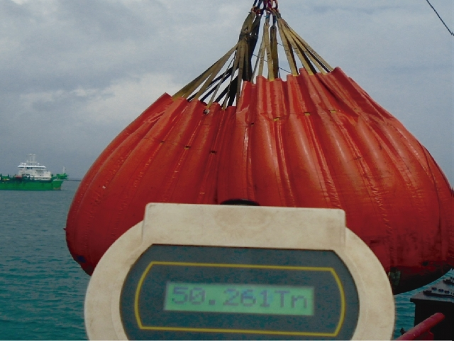 LIFEBOAT INSPECTIONS AND LOAD TEST SERVICES